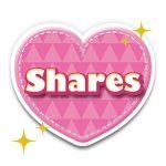 sharesのアイコン