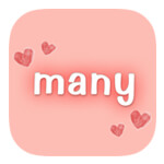 「many(メニー)」出会いアプリサクラ評価/口コミ評判