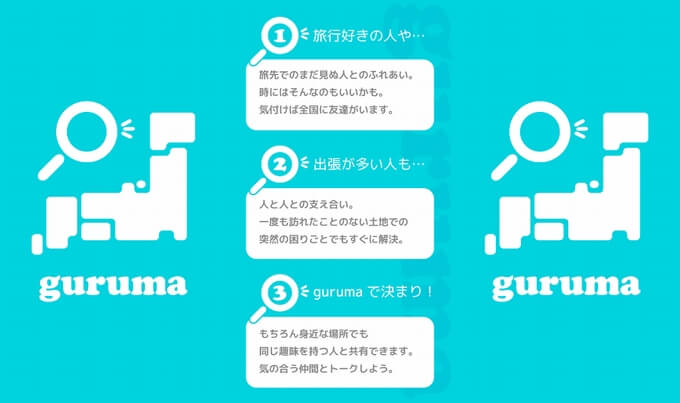 guruma(グルマ)のトップ