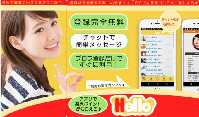 Hello(ハロー)の評価