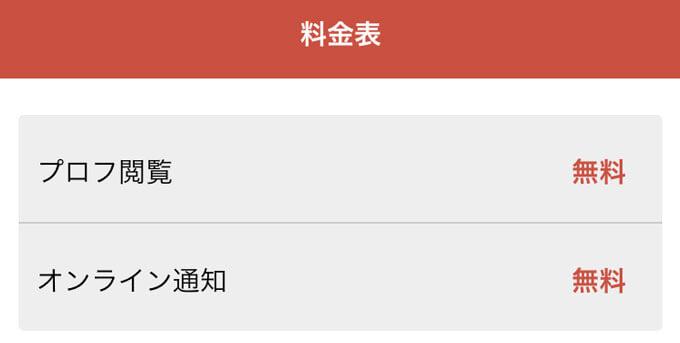 Aizuの料金①