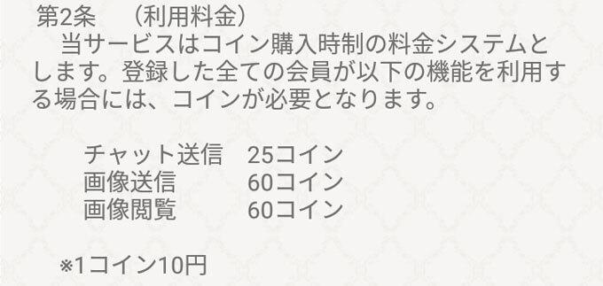 JUNJUNの料金